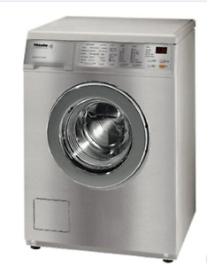 Miele Touchtronic washer/ dryer stainless colour