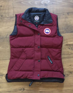 Authentic Women's Canada Goose Freestyle Vest