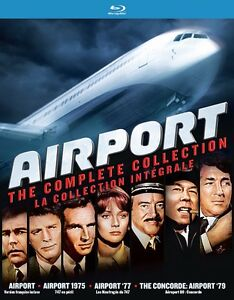 Blu-ray - Airport: The Complete Collection - New and Unopened