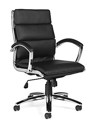 Lot Of 6 Otg11648b Conference Room Table Chairs