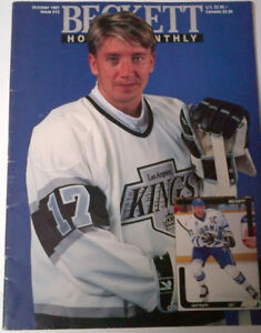 Hockey Beckett guides from the early 90's - the lot for $5.00