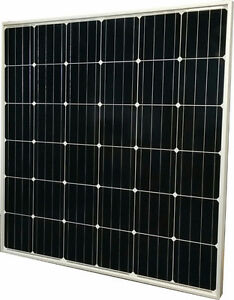 Brand New 170W 12V mono crystalline solar panel RV Cottage