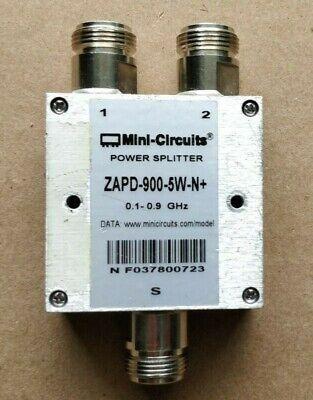 Mini-circuitszapd-900-5w-n2 Ways Power Splitter 100-900 Mhz 50 Type N
