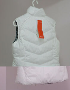 Brand new Women's Nike Down Vest, Two side color White and grey Kitchener / Waterloo Kitchener Area image 4