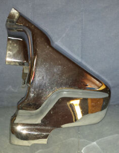 2001 GOLD WING ENGINE LEFT SIDE COVER
