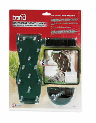 Bond  Green Giant Spiked Shoes  Lawn Aerator Bond Green Giant Spiked Shoes