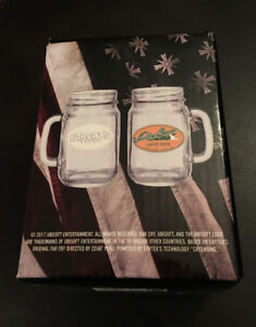 BNIB: Far Cry 5 Lager Beer Mug