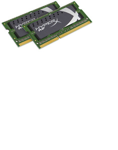 Kingston HyperX PNP 8GB Memory Kit