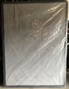 Mint Condition (Almost New)- SEALY Queen Box Spring NOT MATTRESS