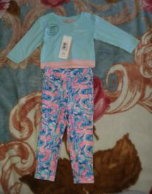 Baby Tshirt and Leggings&Top