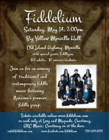 An evening of fantastic fiddle music!