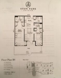 2 Bedroom Available in Eton Park Estates - Sherwood Park!