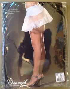 White Petticoat - New in Package