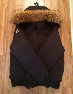 Manteau Artic North - Large