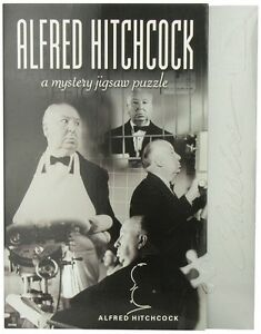 Unopened Alfred Hitchcock Murder Mystery Puzzle