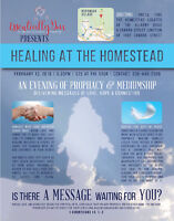 A NIGHT OF MEDIUMSHIP AND PROPHECY