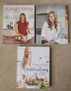 set of Against All Grain cook books