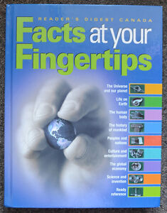Facts At Your Fingertips (Hardcover)