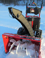 """*10hp -- 28"""" Cut ~ TROY-BILT Snowblower *Like NEW* Will Deliver!"""