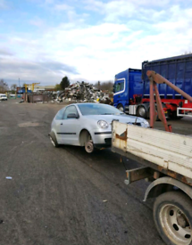 Scrap Van's cars wanted