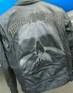 Harley Davidson Mens Jacket - Size Large