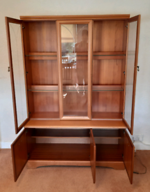 Large Display Cabinet with Lighting