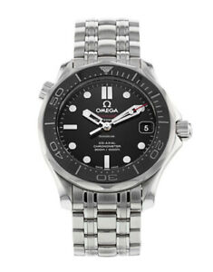 OMEGA SEAMASTER DIVER 300M CO-AXIAL WATCH - James Bond 007