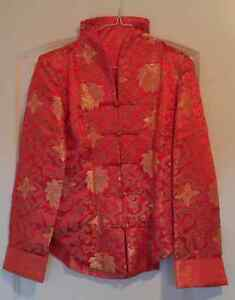 Traditional Chinese dress top