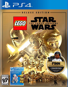 *LEGO Star Wars: The Force Awakens Deluxe Edition  NEUF PS4