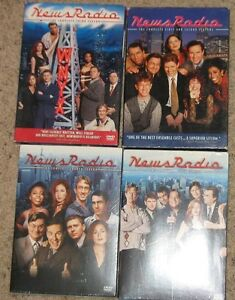 NEWSRADIO TV Series - Seasons 1 thru 5 - DVD Sets Regina Regina Area image 1