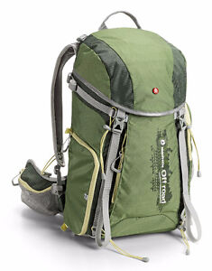 Manfrotto Off Road Sac à dos Hiker 30L Vert- NEUF