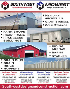 Build your own commercial/Industrial/Farm Building