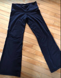 Lululemon Flare yoga pants