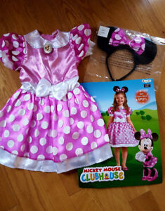Minnie Mouse Halloween Costume - toddler