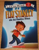 FLAT STANLEY AND THE HAUNTED HOUSE (SOFTCOVER)