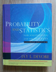 Probability & Statistics for Engineering & Sciences, 7th Edition