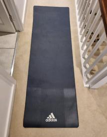 Long Adidas Exercise Yoga Mat