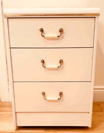 Two Alstons Bedside Cabinets
