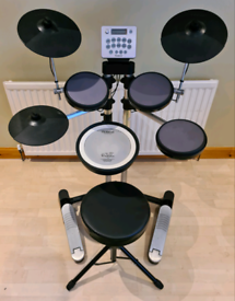Roland Electric Drum Kit.