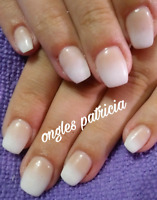 Pose d'ongles au gel 35$