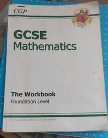 GCSE Maths Edexcel B (Modular) The Workbook - foundation level