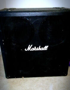 Marshall Guitar Extension Cabinet
