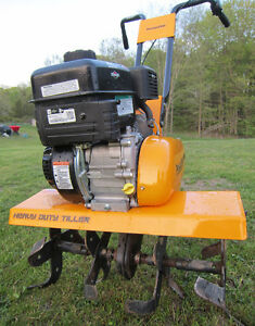 ROTOTILLER -- Poulan PRO -- 6.5hp --- HEAVY DUTY -- ONE YEAR OLD