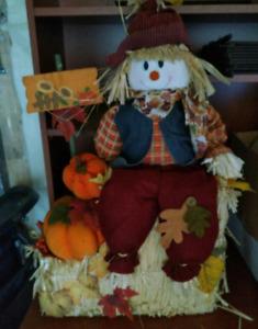 Décoration d'automne Halloween bonne condition