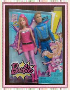 "Barbie in Super Princess with Ken 12"" Figures (100% brand new)"