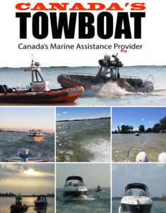 Canada's Towboat, still your safest bet. JOIN OUR TEAM