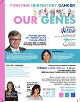 OUR GENES 15th Annual Conference