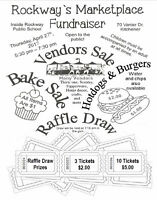 Rockway's Marketplace Fundraiser