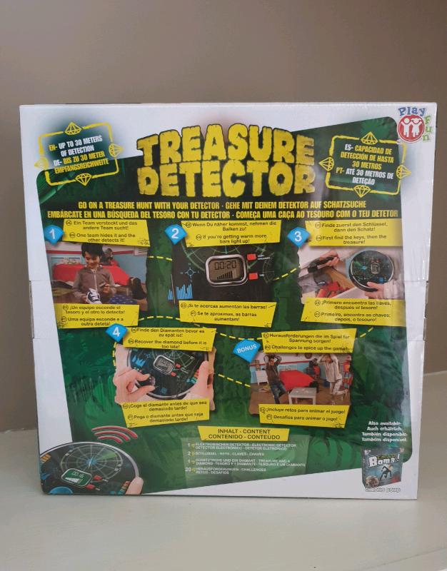 Treasure Detector Spiel