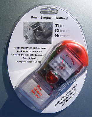 Ghost Meter for paranormal work, as seen on TV!